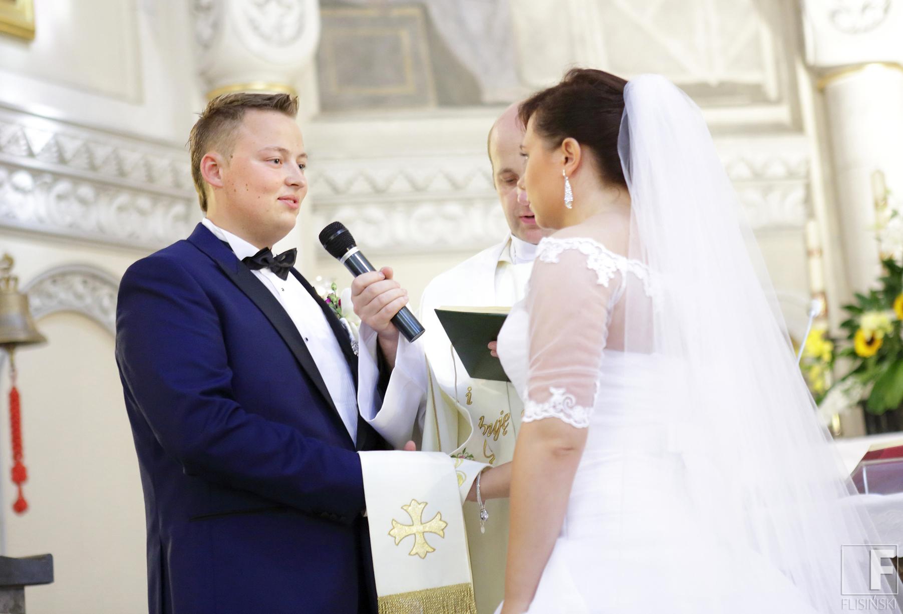 Krzysztof Flisiński - Fotografia Ślubna - Śląsk